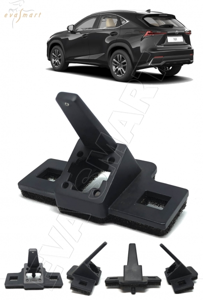 Lexus NX 2014 - н.в. омыватель камеры заднего вида
