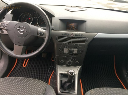 Opel Astra H GTC купе, хетчбек, универсал 2004 - 2015 коврики EVA Smart