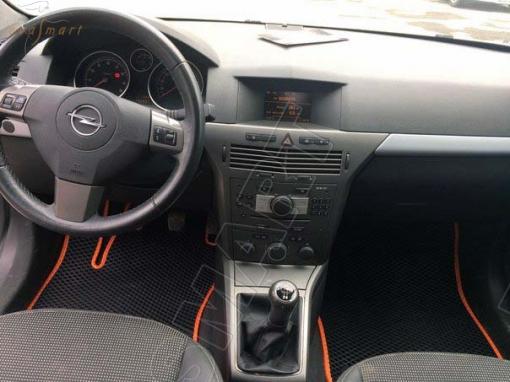 Opel Astra H седан 2004 - 2015 Автоковрики 'EVA Smart'