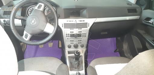 Opel Astra H хэтчбек, GTC купе, универсал вариант макси 3d 2004 - 2015 коврики EVA Smart