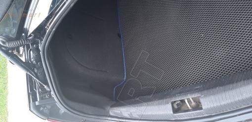 Opel Astra H седан 2004 - 2015 коврики EVA Smart