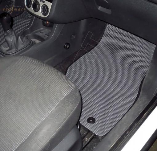 Opel Corsa D 2006 - 2014 коврики EVA Smart