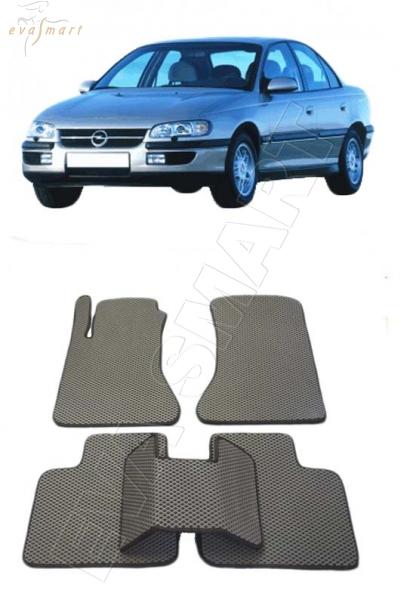 Opel Omega B 1994 - 1999 Автоковрики 'EVA Smart'