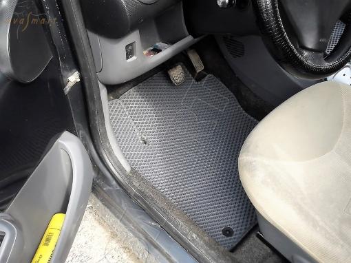 Peugeot 107 2005 - 2014 коврики EVA Smart