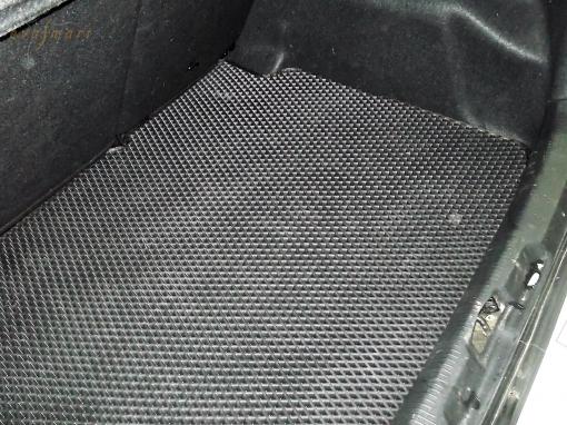 Peugeot 207 3дв 2006 - 2013 коврик в багажник EVA Smart
