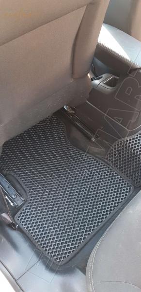 Peugeot 208 I 2012 - 2015 коврики EVA Smart