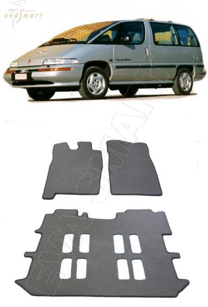 Pontiac Trans Sport 1989 - 1996 Автоковрики 'EVA Smart'