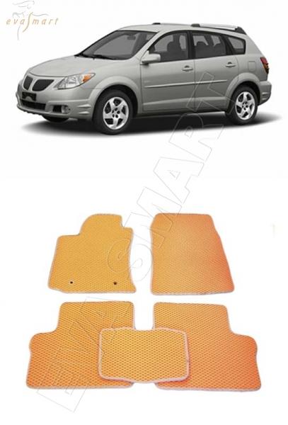 Pontiac Vibe I 2002 - 2008 Автоковрики 'EVA Smart'