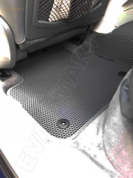 Porsche Cayenne III 2017 - н.в. коврики EVA Smart
