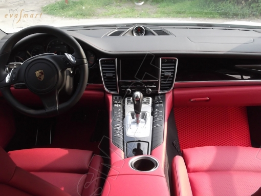 Porsche Panamera 2013 - 2016 Автоковрики 'EVA Smart'