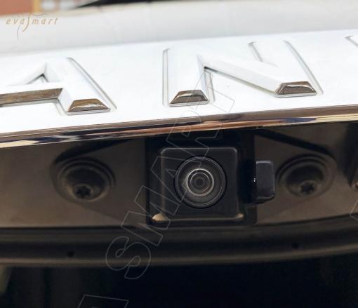 Toyota Land Cruiser 200 2007 - 2015 омыватель камеры заднего вида