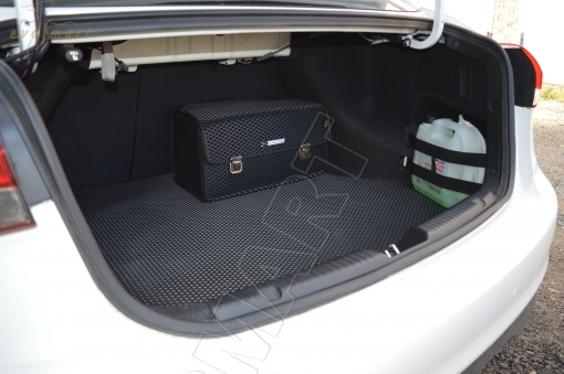 Kia Сerato III 2013 - 2020 коврики EVA Smart
