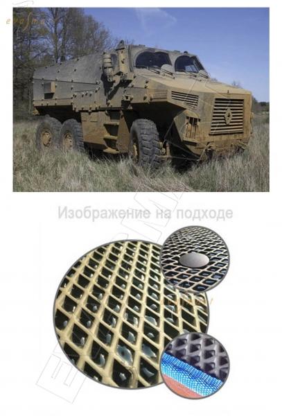 Renault BMX-01 (APC) Автоковрики 'EVA Smart'