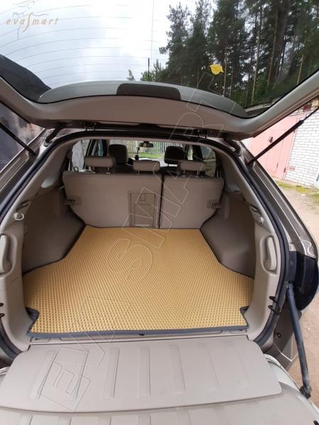 Renault Koleos I рестайлинг 2013 - 2016 коврики EVA Smart