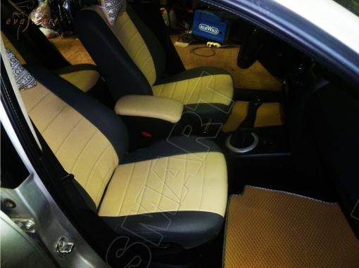 Renault Megane III 5d (Fluence) 2008 - н. в. Автоковрики 'EVA Smart'