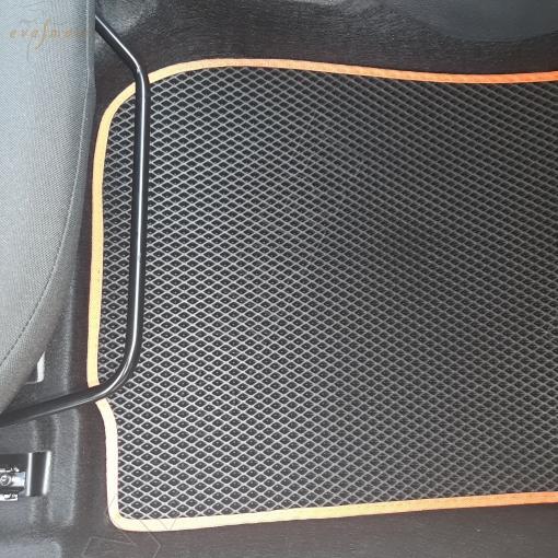 Renault Sandero II 2014 - н.в. коврики EVA Smart