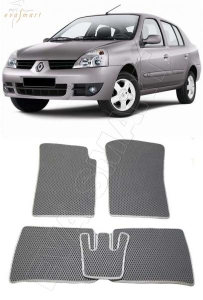 Renault Symbol 1998-2008 Автоковрики 'EVA Smart'