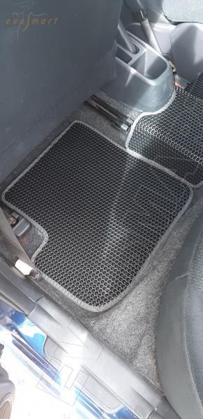 Scion XA 2003 - 2006 коврики EVA Smart