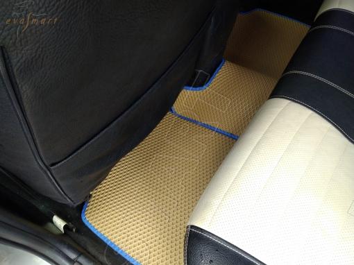 Toyota Camry V (XV30) 2001 - 2006 коврики EVA Smart
