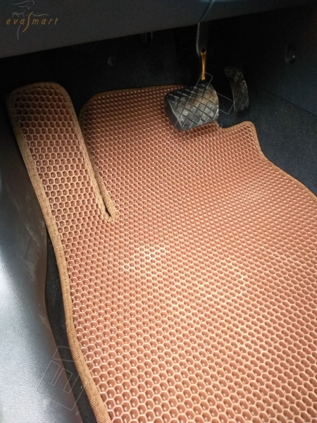 Skoda Octavia (A7) 2013 - н.в. коврики EVA Smart