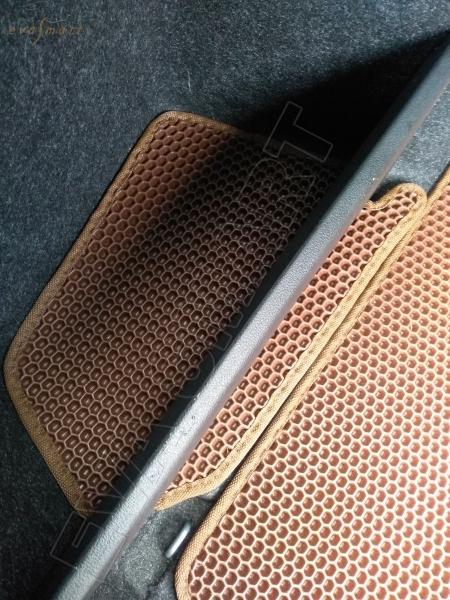 Skoda Octavia (A7) лифтбек 5дв 2013 - 2020 коврик в багажник EVA Smart