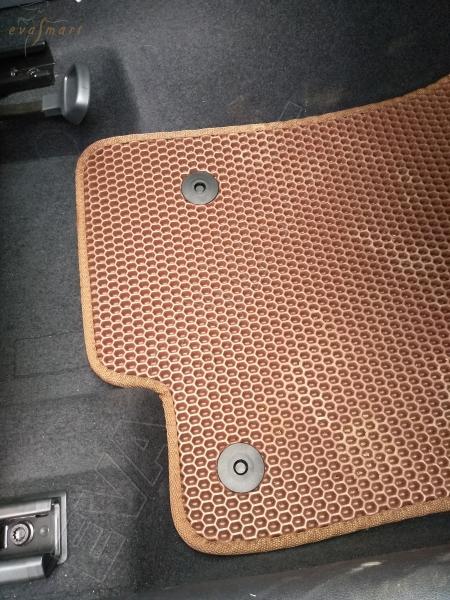 Skoda Octavia (A8) 2019 - н.в. коврики EVA Smart