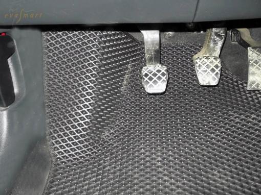 Skoda Rapid 2012 - н. в. Автоковрики 'EVA Smart'