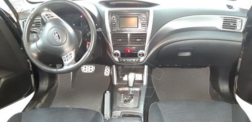 Subaru Forester III (SH) 2008 - 2013 коврики EVA Smart