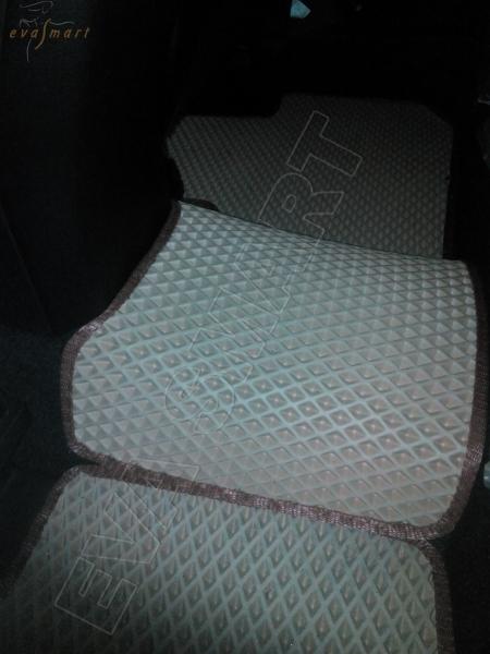 Subaru Forester IV (SJ) 2013 - 2018 коврики EVA Smart