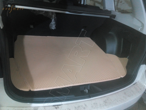 Subaru Forester IV (SJ) 2013 - 2018 коврик в багажник EVA Smart