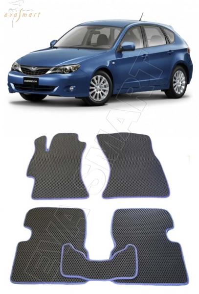 Subaru Impreza III 2007 -2011 Автоковрики 'EVA Smart'