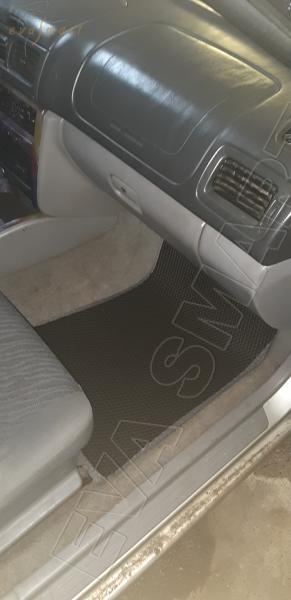 Subaru Impreza I 1992 - 2000 коврики EVA Smart