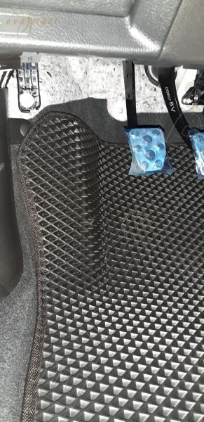 Subaru Impreza V 2016 - н.в. коврики EVA Smart