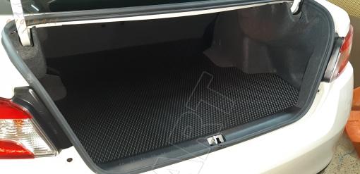 Subaru Impreza V 2016 - н.в. коврик в багажник EVA Smart