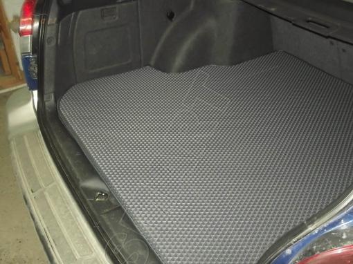 Subaru Legacy II 1994 - 1999 коврик в багажник EVA Smart