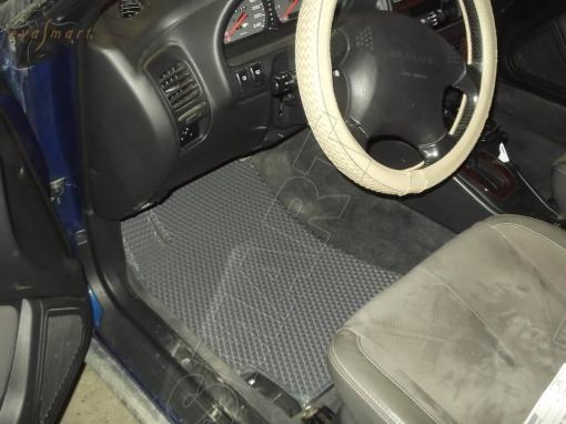 Subaru Legacy II 1994 - 1999 коврики EVA Smart