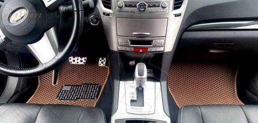 Subaru Legacy V 2009 - 2015 Автоковрики 'EVA Smart'