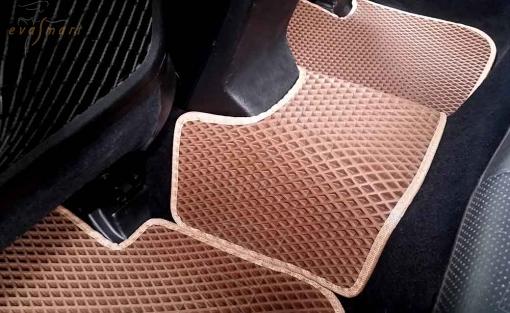 Subaru Legacy V 2009 - 2015 коврики EVA Smart