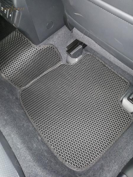 Subaru Legacy VI рестайлинг 2017 - н.в. коврики EVA Smart