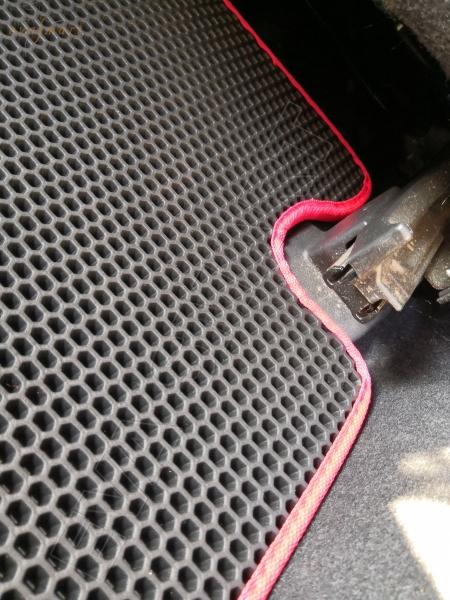 Subaru Outback V 2015 - 2019 коврики EVA Smart