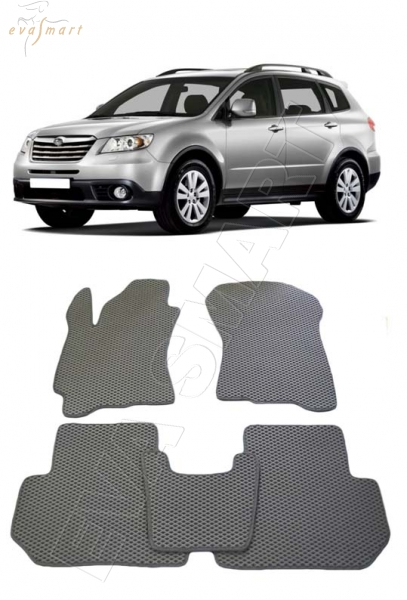 Subaru Tribeca I 2004 - 2014 коврики EVA Smart