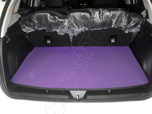 Subaru XV II 2017 - н.в. коврики EVA Smart