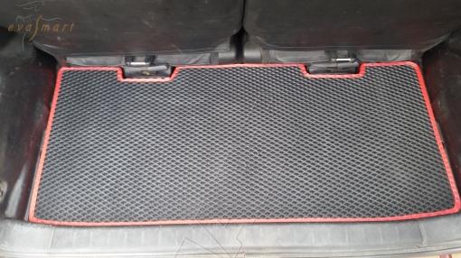 Suzuki Grand Vitara JT 3дв 2005 - 2015 коврик в багажник EVA Smart