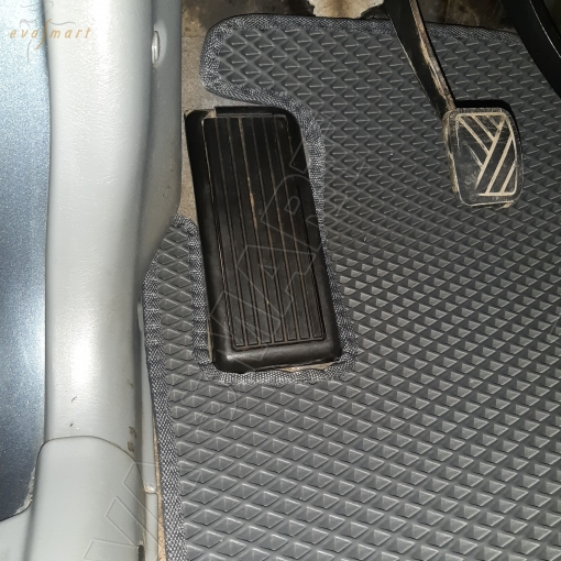 Suzuki Grand Vitara XL-7 рестайлинг 7 мест 2003 - 2006 коврики EVA Smart