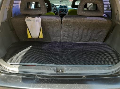 Suzuki Ignis I 2000 - 2006 коврик в багажник EVA Smart