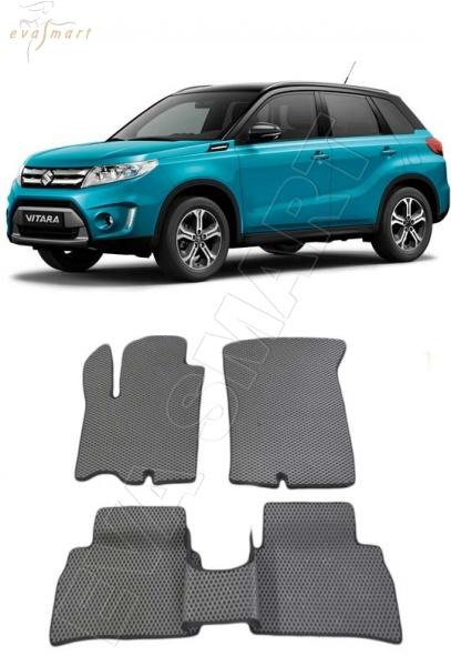 Suzuki Vitara II 2014 - н. в. Автоковрики 'EVA Smart'