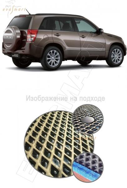 Suzuki Vitara II 2014 - Коврик багажника EVA Smart