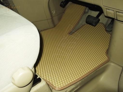 Toyota Alphard II правый руль 2008 - 2014 коврики EVA Smart