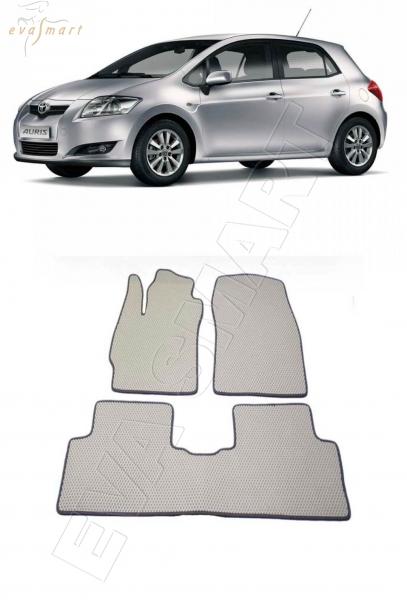 Toyota Auris I 2006 - 2012 Автоковрики 'EVA Smart'
