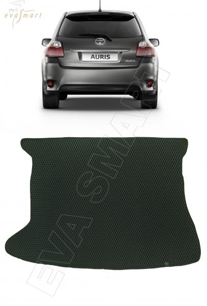 Toyota Auris I 2006 - 2012 коврик в багажник EVA Smart
